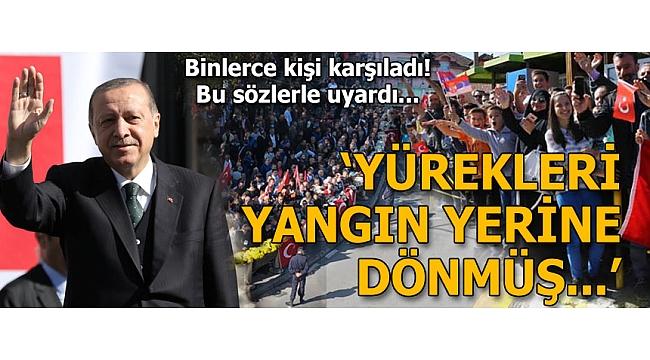 Cumhurbaşkanı Erdoğan:Sırbistan ile yeni bir dönem başlıyor