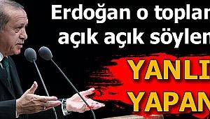 Erdoğan net konuştu! Gereken yapılacak...