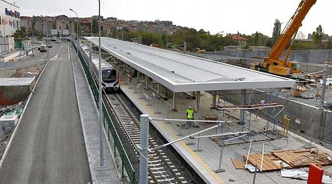 İşte Gebze-Halkalı Tren İstasyon Durakları!