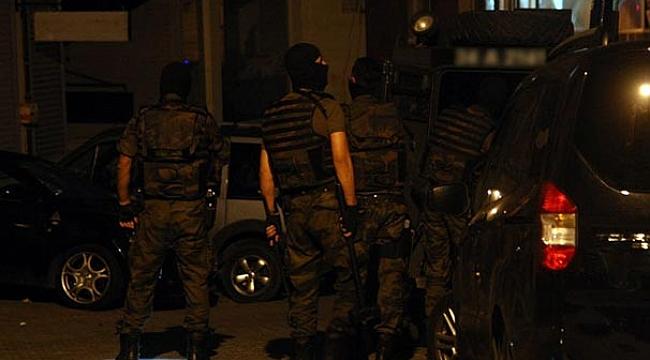 Kocaeli'de şafak operasyonu! 28 gözaltı...