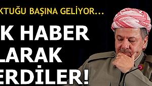 Son dakika... Barzani korkuyla izliyor! Erdoğan ilk haber...