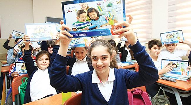 6'ncı sınıflara tablet hediye