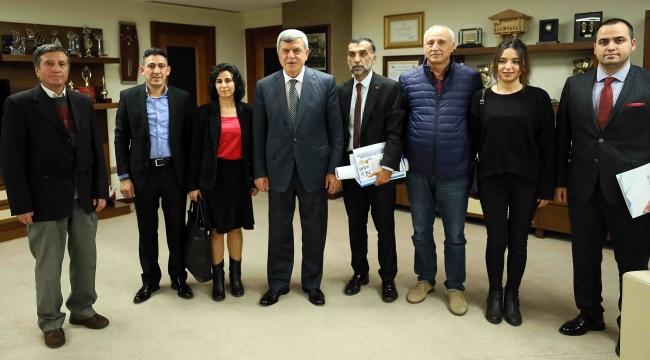 Başkan Karaosmanoğlu'ndan ''Tek millet, tek bayrak, tek vatan, tek devlet'' vurgusu