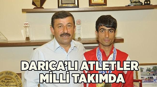 Darıca'lı Atletler Milli Takımda!