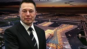 Elon Musk'tan 3. havalimanı için teklif