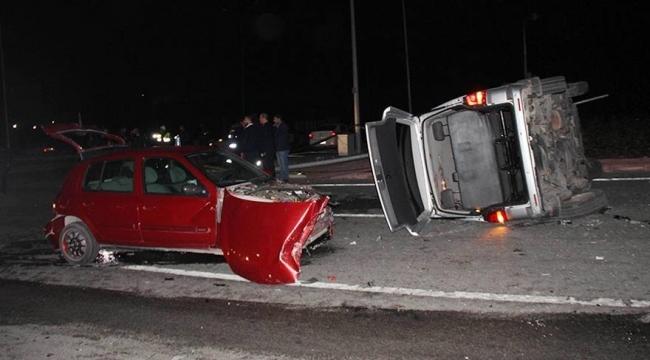 Mehmet Ali Okur kaza geçirdi