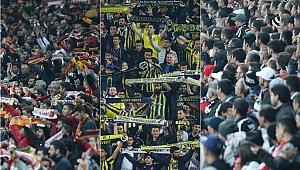 Süper Lig'de seyirci ortalaması arttı