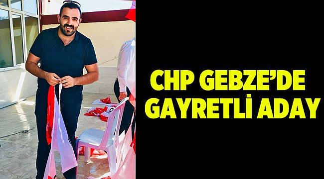 CHP'de 'Gayretli' başkan adayı