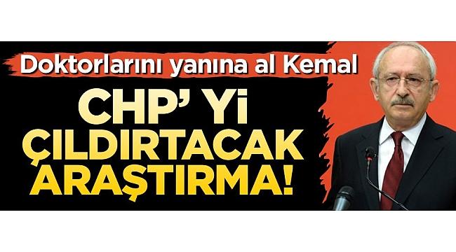 Müfteri Kılıçdaroğlu'nu çılgına çevirecek araştırma