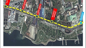 Sekapark - Plajyolu tramvay hattı ihalesi yapıldı