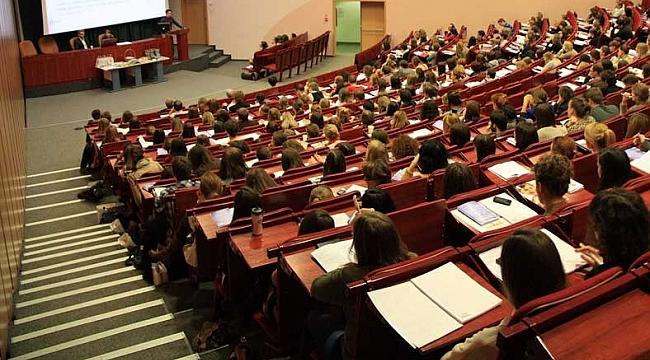 Üniversitelerde 20 bin şüpheli için düğmeye basıldı