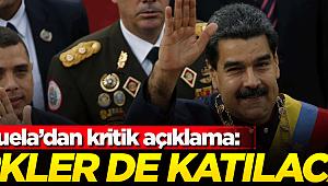 Kritik açıklama! Türkler de katılacak...