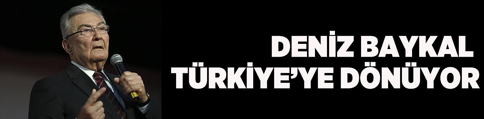 Baykal, Türkye'ye Dönüyor