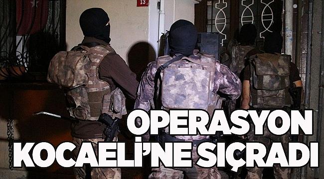 Eş zamanlı uyuşturucu operasyonu: Çok sayıda gözaltı