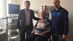 Darıca Farabi Devlet Hastanesi'nde bir ilk!