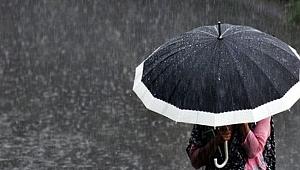 Şemsiyeleri hazırlayın, yine yağmur geliyor!