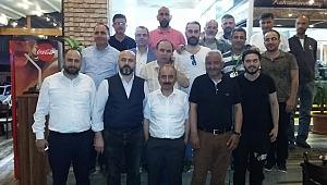 Ali Kemal Aydın gazetecileri iftarda ağırladı
