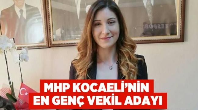 MHP Kocaeli'nin en genç vekil adayı