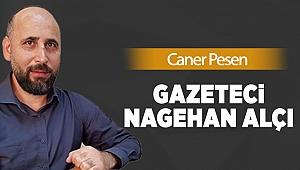 Gazeteci Nagehan Alçı