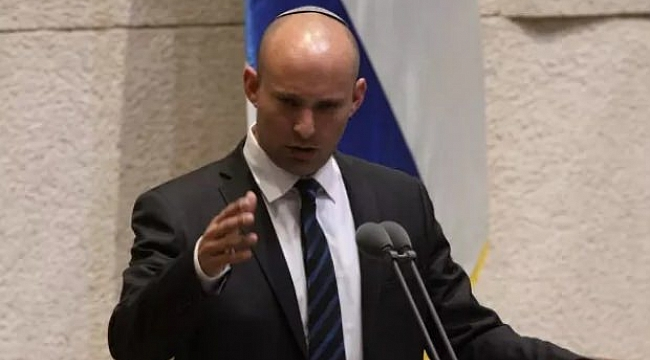 İsrailli bakanlar birbirine düştü!