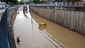 Kocaeli için sel ve su baskını uyarısı!