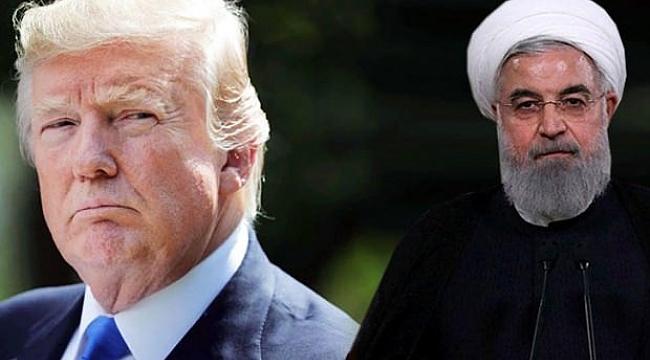 Trump'tan Ruhani'ye tehdit: Dikkat et
