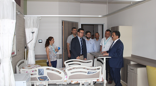 Güler'den Fatih devlete ziyaret