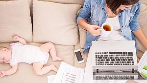 Çalışan annelere 70 TL harçlık