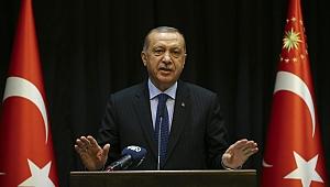 Erdoğan: Bizde kriz yok hepsi manipülasyon