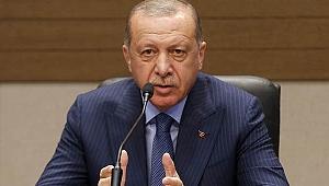 Erdoğan: Hedefimiz tüm belediyelerde seçime girmek