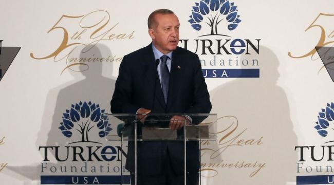 Erdoğan: Suriye'de üçüncü operasyonu başlatacağız