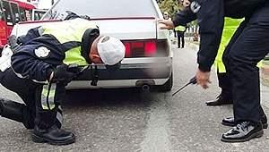 Gebze'de abart egzoza ceza yağdı!