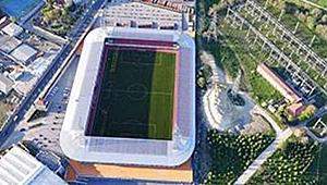 Halide Edip Adıvarspor maçı bu statta oynanacak