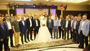 İbrahim Pilavcı'dan oğluna muhteşem düğün