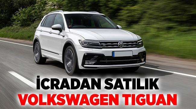 İcradan satılık Volkswagen Tiguan