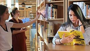 İşte akıllı Halk Kütüphanesi
