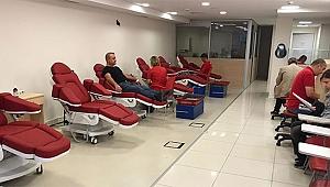 Kan Bağış Merkezi yeni yerinde!