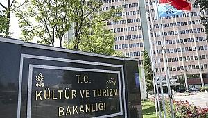 Kültür ve Turizm Bakanlığına atama