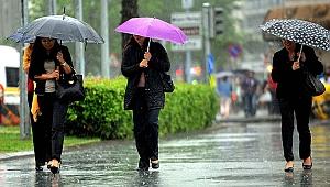 Meteoroloji yine uyardı: Yağış geliyor!