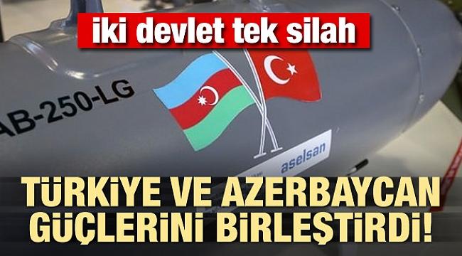Türkiye ve Azerbaycan güçlerini birleştirdi! İki devlet tek silah