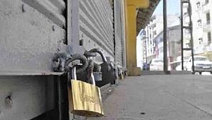 Ağustos ayında 954 iş yeri kapandı