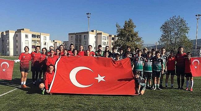 Atatürk'ün çocukları onlar!