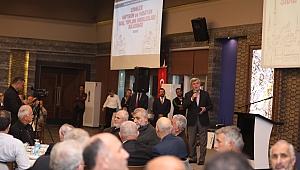 Başkan Karaosmanoğlu, Cami Dernek başkanlarıyla buluştu
