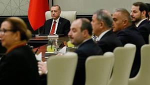 Erdoğan: Kabine revizyonu yok