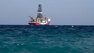 Fatih sondaj gemisi Akdeniz'de ilk sondajına başlıyor