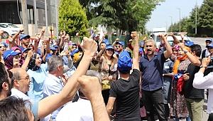 Flormar işçileri için dayanışma gecesi