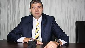 Gebze Mimarlar Odası Başkanı Öztürk, istifa etti