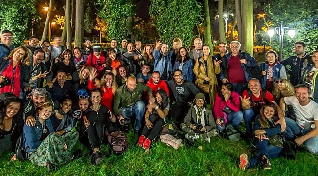 İstanbullu fotoğrafçılar Kocaeli'de buluştu