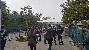 Kent Meydanında yoğun güvenlik önlemi