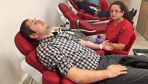 Kocaeli'de kan bağışı düştü!